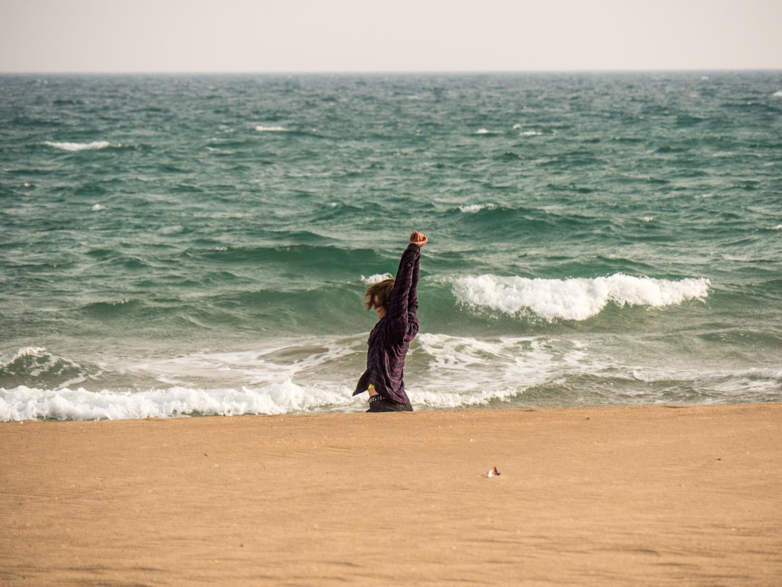 Disa beach