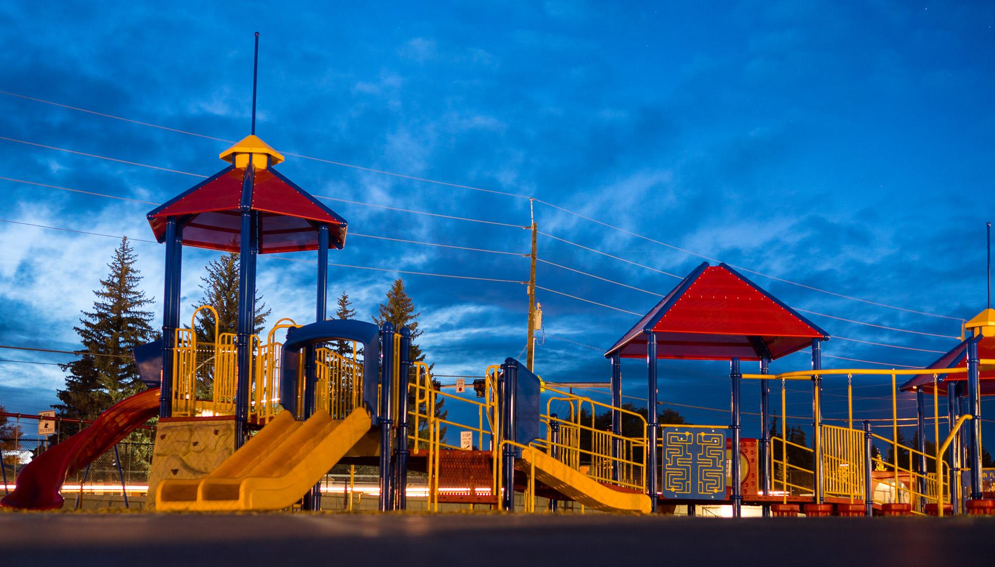 Davis Elementary playground