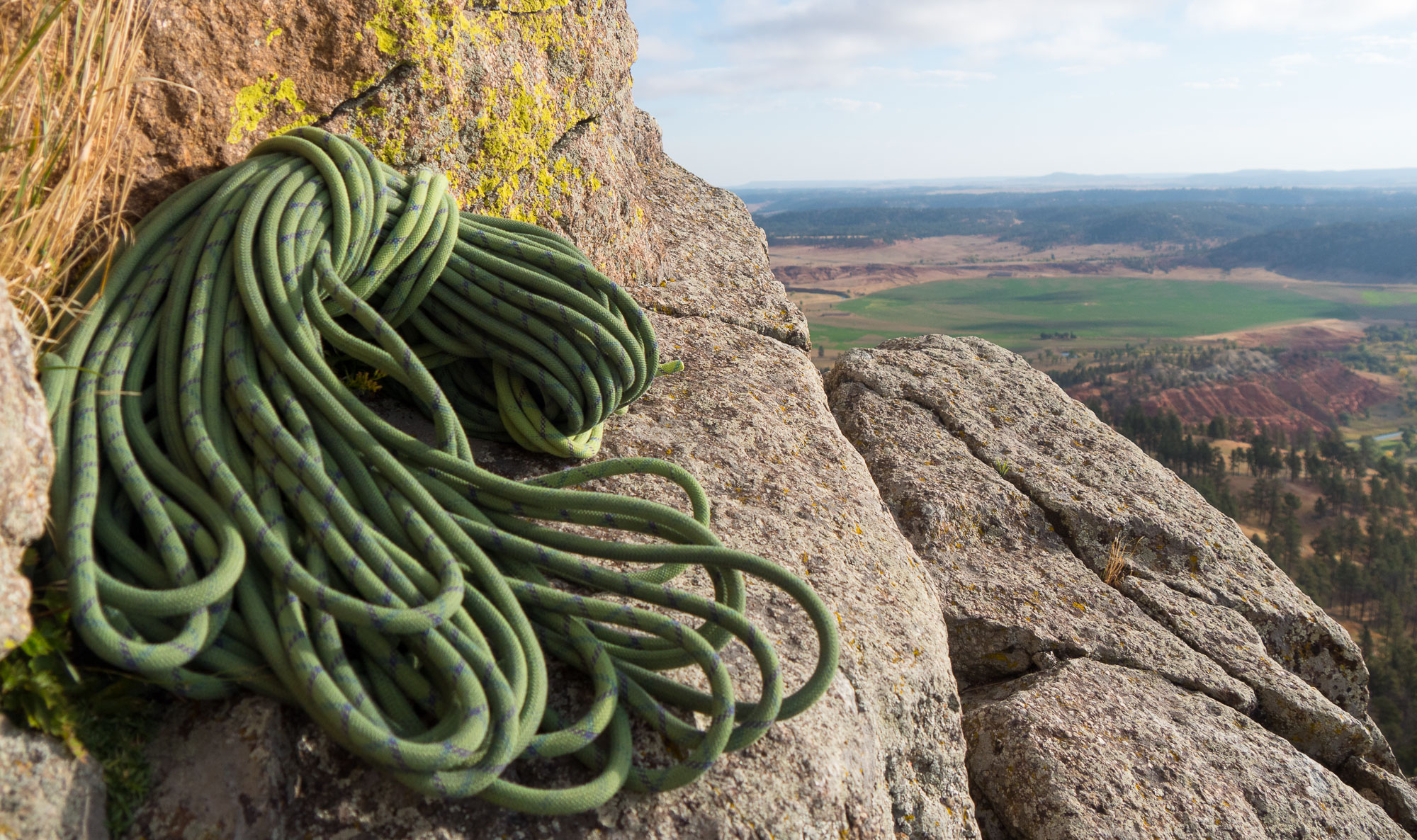 Rope at the tower