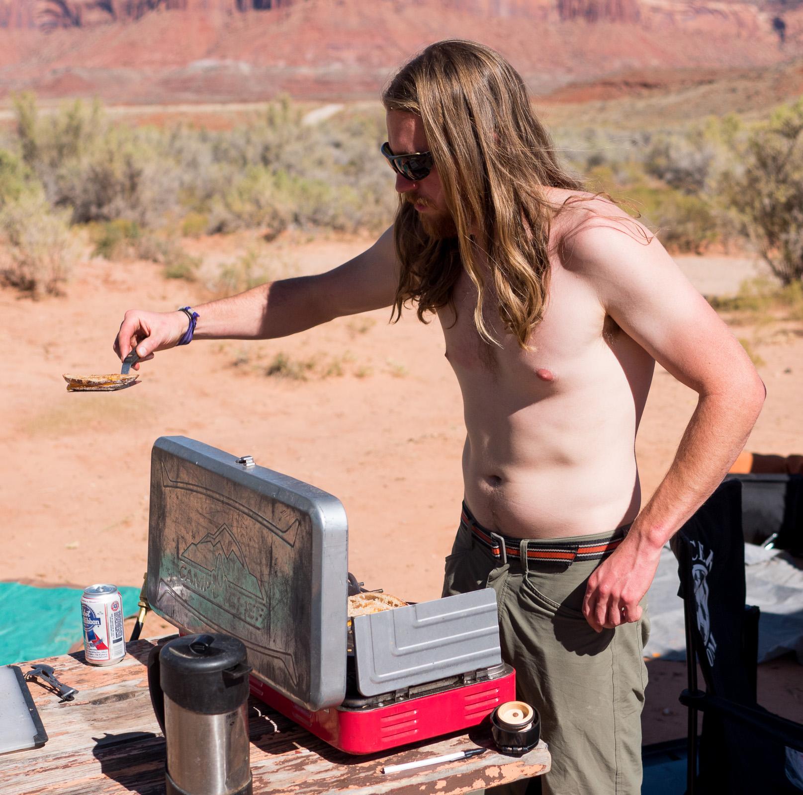 Jesus Cooks