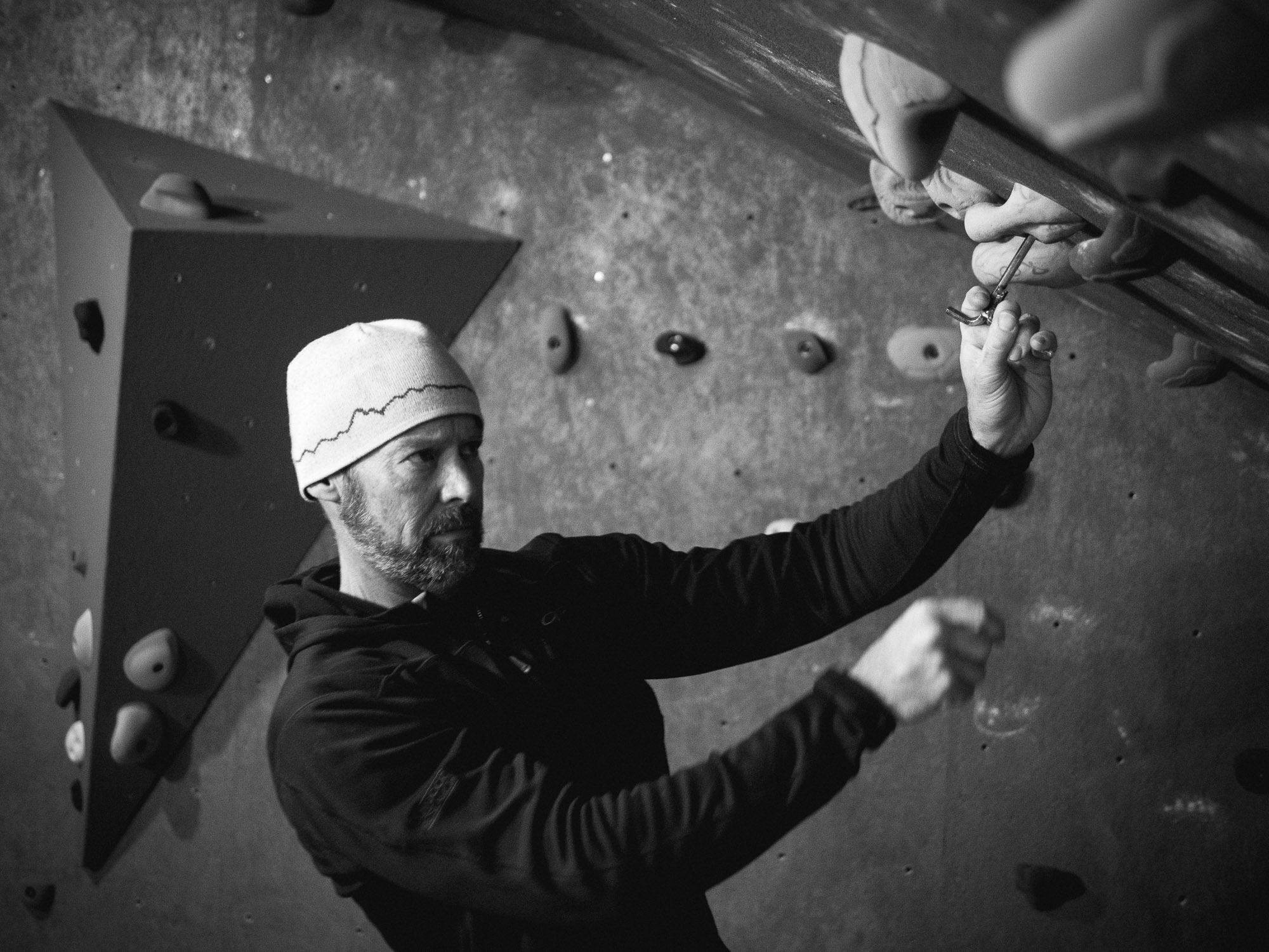 Trudeau's Bouldering Garage