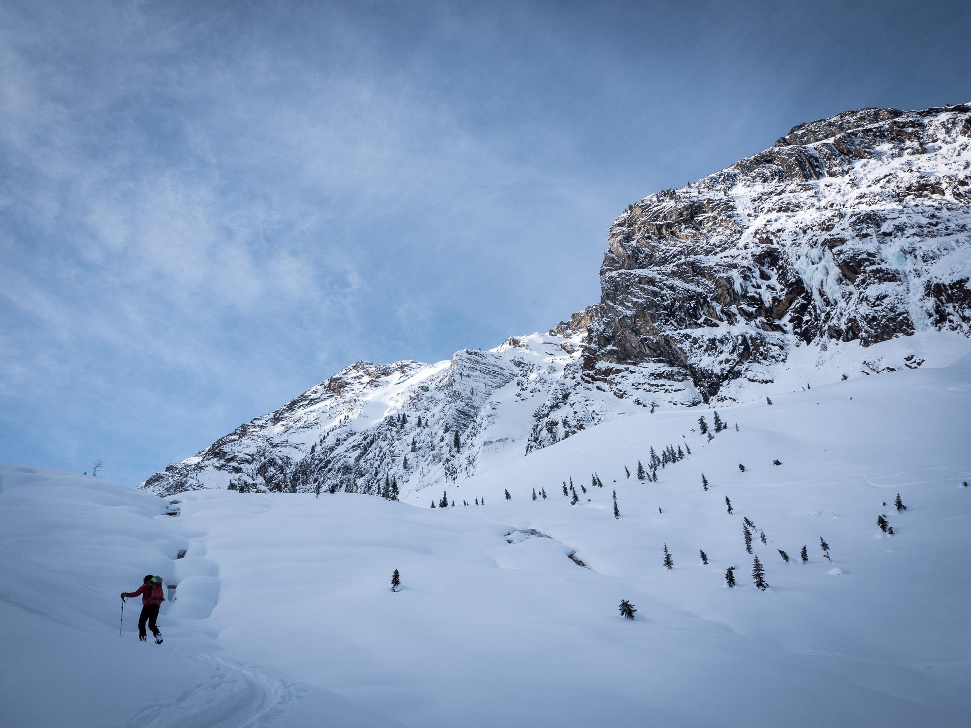 Maciej and the mountain