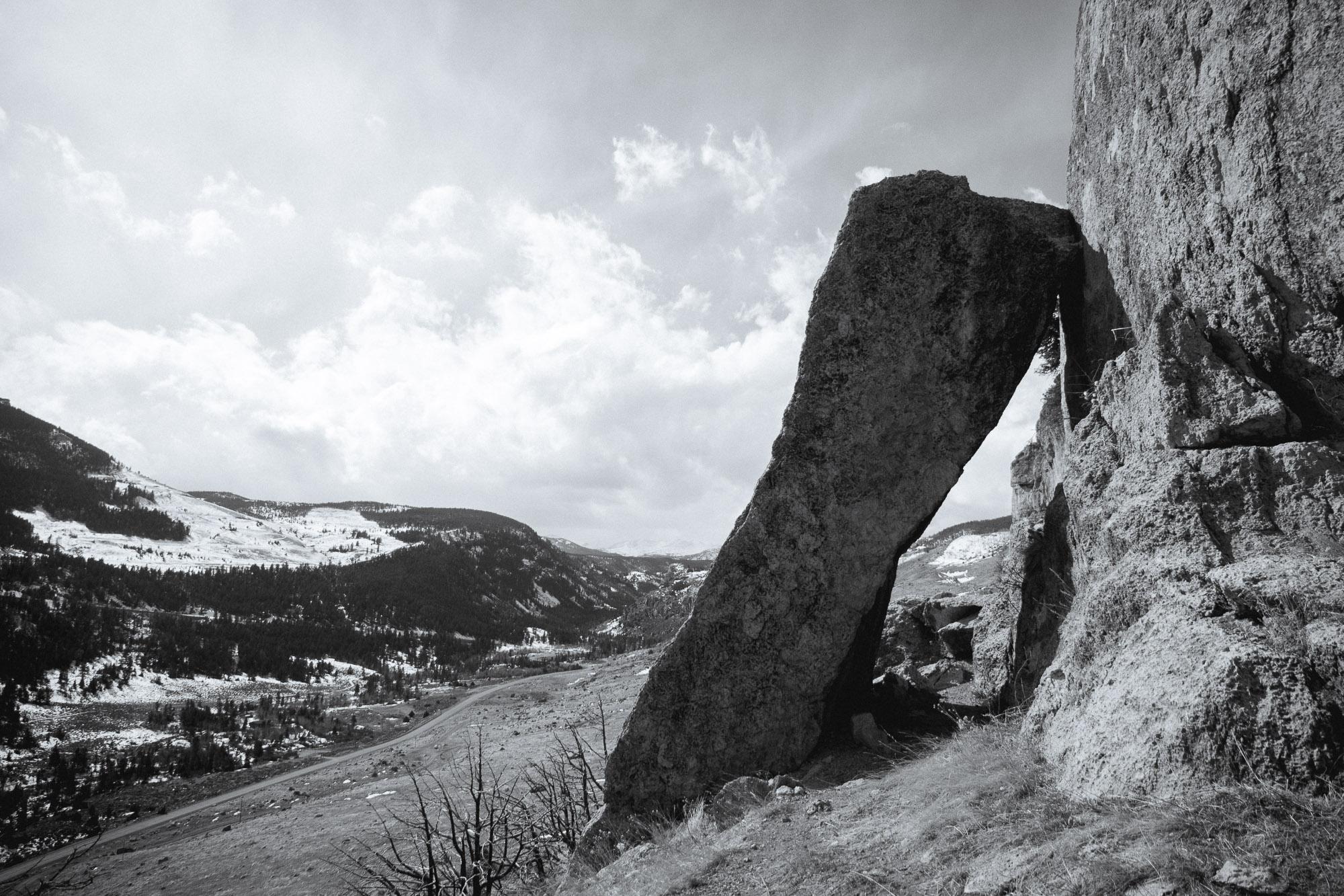 Fallen Idol Pillar