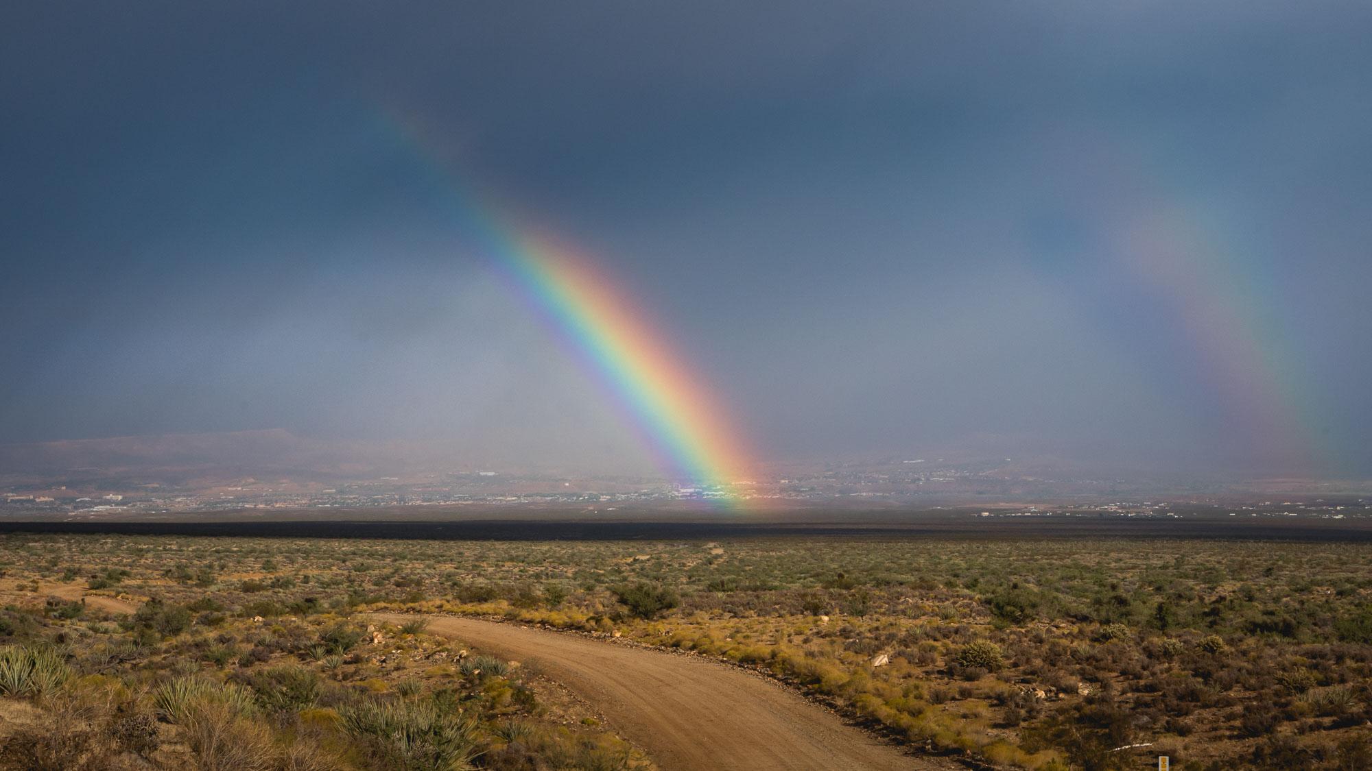 double rainbow!!111!